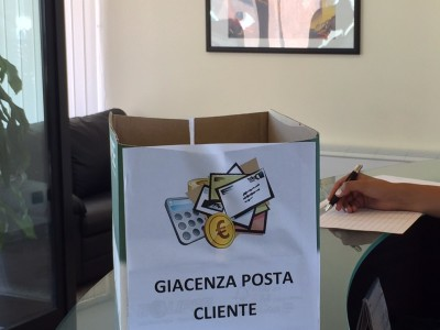 Domiciliazione postale - Roma - Business Center T2
