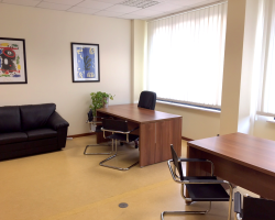 Ufficio 2 scrivanie - Roma - Business Center T2