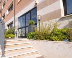 Ingresso Business Center Torrino - Roma