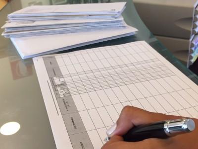 Registro posta - Roma - Business Center T2