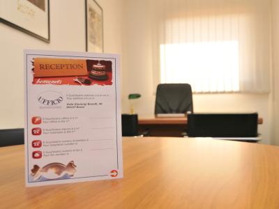 Scheda d'ingresso Office srl - Roma - Business Centers